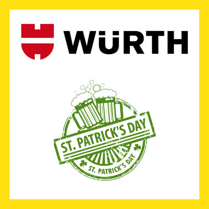 St Patrick's Irish Bar sponsored by WURTH