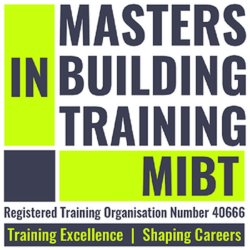 Masters in Building Training MBIT